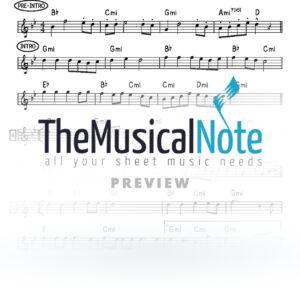 Ein Kodoish Shmueli Ungar Music Sheet