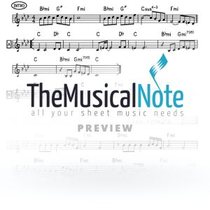 Hiney Yomim MBD Music Sheet