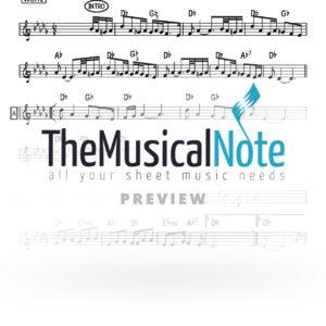 Kulam Ahuvim Shmueli Ungar Music Sheet