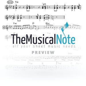 Modeh Ani Avraham Fried Music Sheet