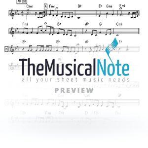 Retzoneinu Avraham Fried Music Sheet