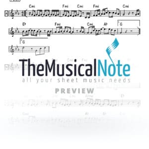 Sefor Yossi Green Music Sheet