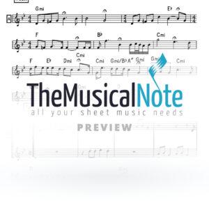 Seu Shmueli Ungar Music Sheet