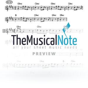 Umein Shmueli Ungar Music Sheet