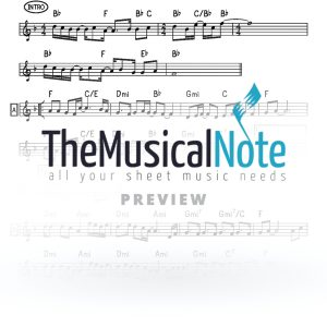 Unity MBD Music Sheet