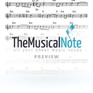 Vafilu-Yoely-Klein-Music-Sheet