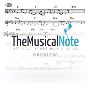 Yerei Shamayim Shmueli Ungar Music Sheet