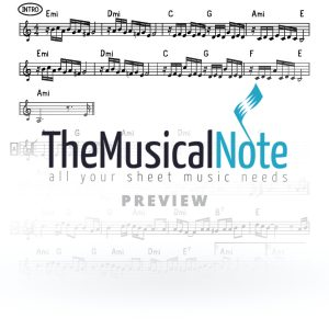 Birshus Yaakov Shwekey Music Sheet