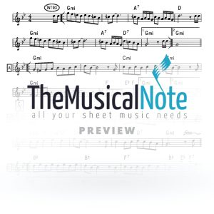 Emes Yaakov Shwekey Music Sheet