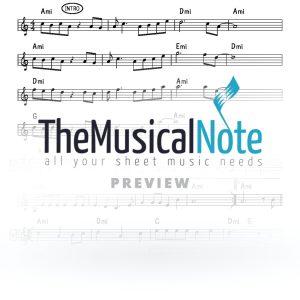 Hu Yiftach Yaakov Shwekey Music Sheet