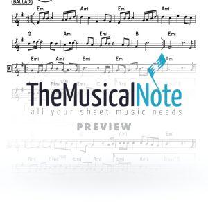 Ki Elokim MBD Music Sheet
