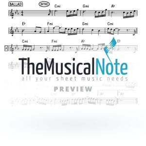 Kolot Yaakov Shwekey Music Sheet