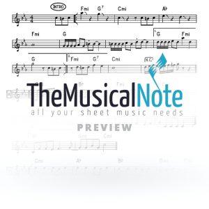 Kulom Ahuvim MBD Music Sheet