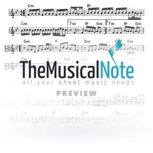 Libi Bamizrach Yaakov Shwekey Music Sheet