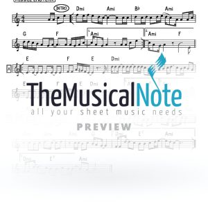 Lokeil MBD Music Sheet