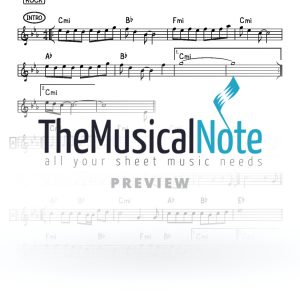 Maaminim MBD Music Sheet