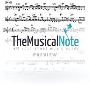 Maran Sheli Yaakov Shwekey Music Sheet