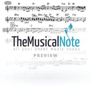 Mizmor Ldovid Achi MBD Music Sheet