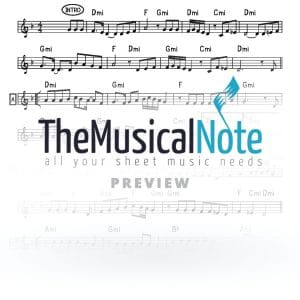 Natzliach Yaakov Shwekey Music Sheet