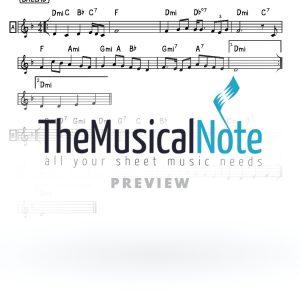 Proik MBD Music Sheet