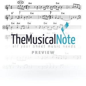Psah Lonu Shaar MBD Music Sheet