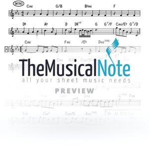 Rachem 1 MBD Music Sheet
