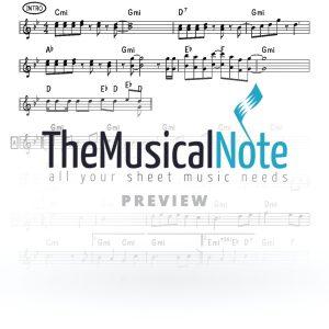Retzoneini Yakov Shwekey Music Sheet