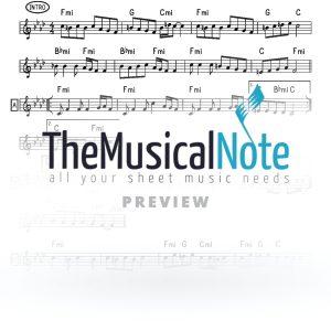 Tantz Nigun MBD Music Sheet