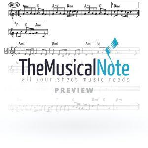 Yedid Yaakov Shwekey Music Sheet