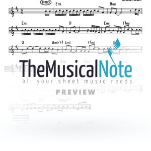 06 - Margishin Shlomo Yehuda Rechnitz Music Sheet