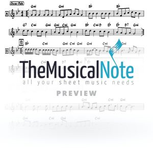 Lcho Dodi Visnitz Music Sheet